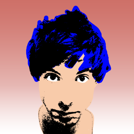 Blue Pop